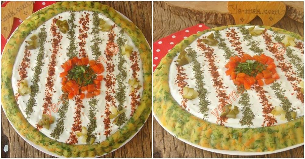 Yoğurtlu Potatoes Salatası Tarifi, Nasıl Yapılır? (Resimli)